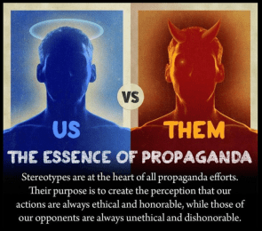 The Essence of Propaganda