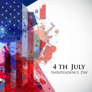 The Fourth is Independence Day