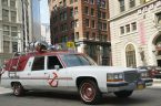 The New Ghostbuster's Car