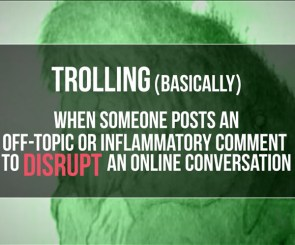 Trolling