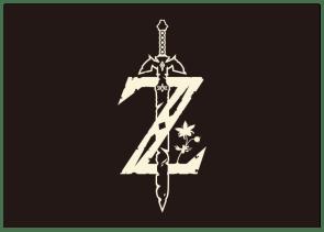 Zelda Z with sword