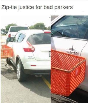 Zip Tie Justice