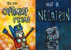 be an optimist prime