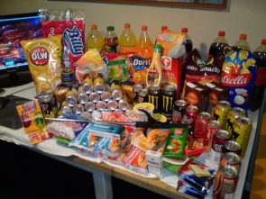 daily snacks
