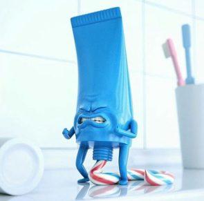dental squeezer