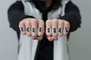 dorritos tattoo