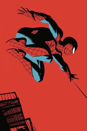 the amazing spider-man in motion