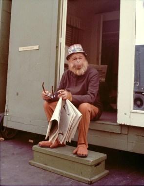 Dr. Zaius on break
