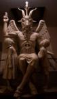 Baphomet Arkansas Statue