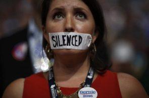 Bernie 2016 – SILENCED