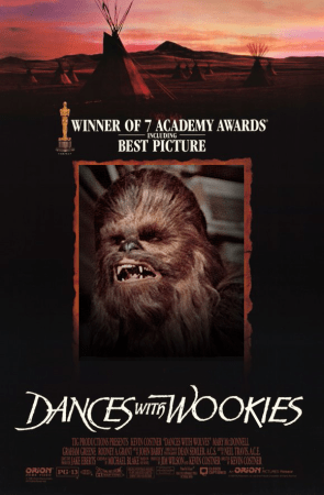Dances with Wookies