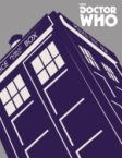 Doctor Who is purple