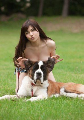 Dog Ear Bra