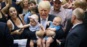 Donald Trump Hates Babies