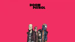 Doom Patrol by Becky Cloonan
