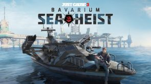 Just Cause 3 – Bavrium Sea Heist