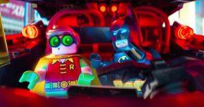 LEGO Batman and Robin