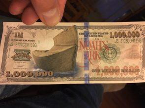 Noah's Money