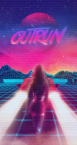 Outrun Phone wallpapers