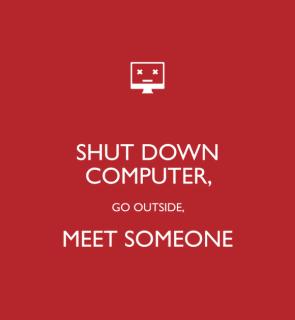 Shut Down The ocmputer