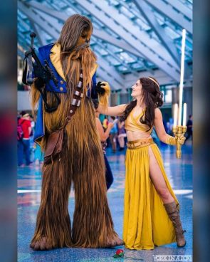 Star Wars Beauty and the Beast