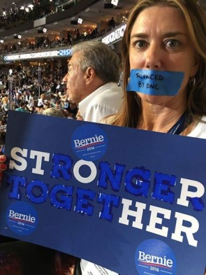 Stronger together means STOP HER.