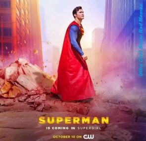 Superman is coming in Supergirl