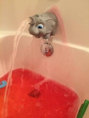 awesome bathtub toy