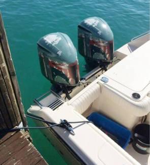 boba boat motor