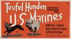 devil dog recuiting station