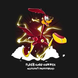 flash road runner