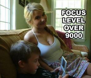 focus level
