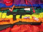 gay assault rifle
