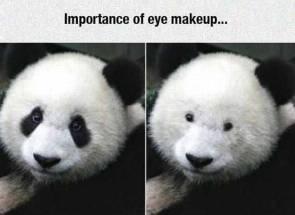 importance of eye makeup