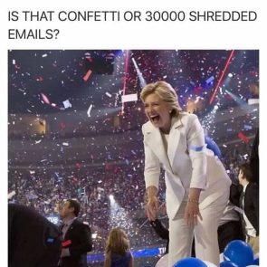 is that confetti