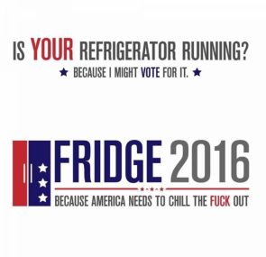 is your refrigerator running