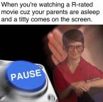 r-rated movie
