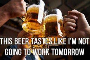 this beer tastes like