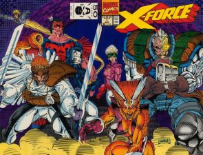 x-force number one cover