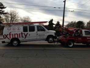 xfinity towing