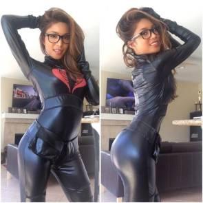 Baroness Cosplayer