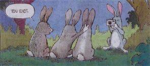 Bunny Ears Prank