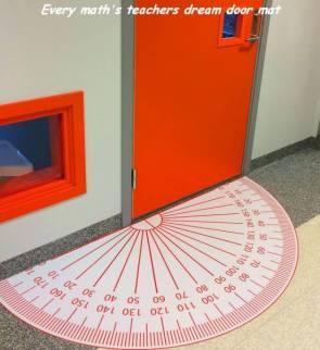 math door