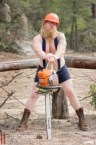 sexy lumberjack