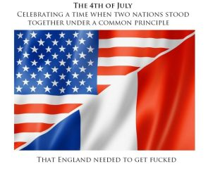 the 4th of july – celebrating a time