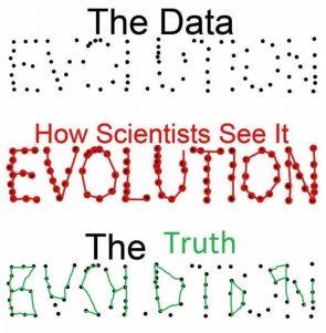 the data, vs scientists vs the TRUTH
