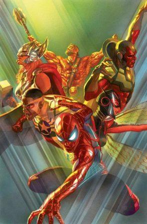 the new-new avengers
