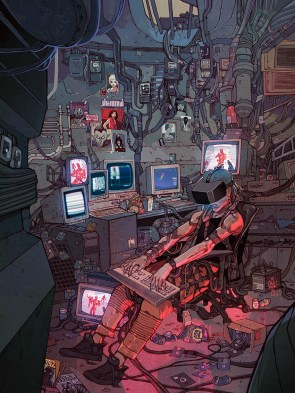 Science Fiction Art