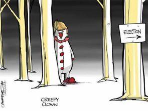 Clown Sighting