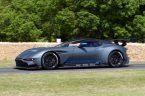An Aston Martin Vulcan